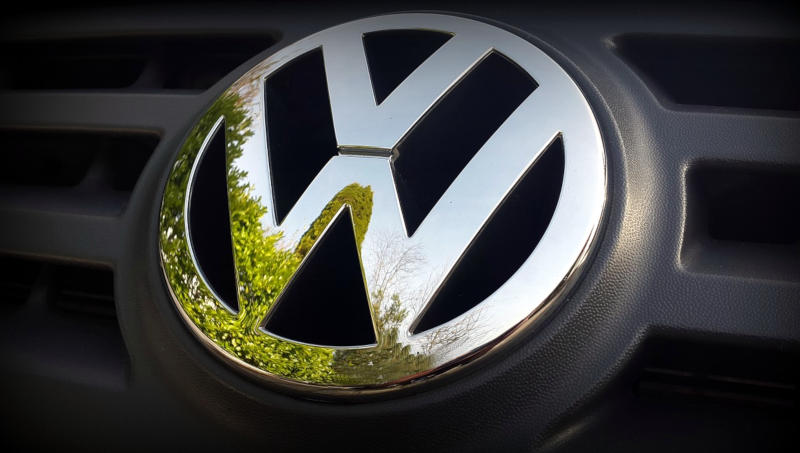 Logo Volkswagen origines et signification