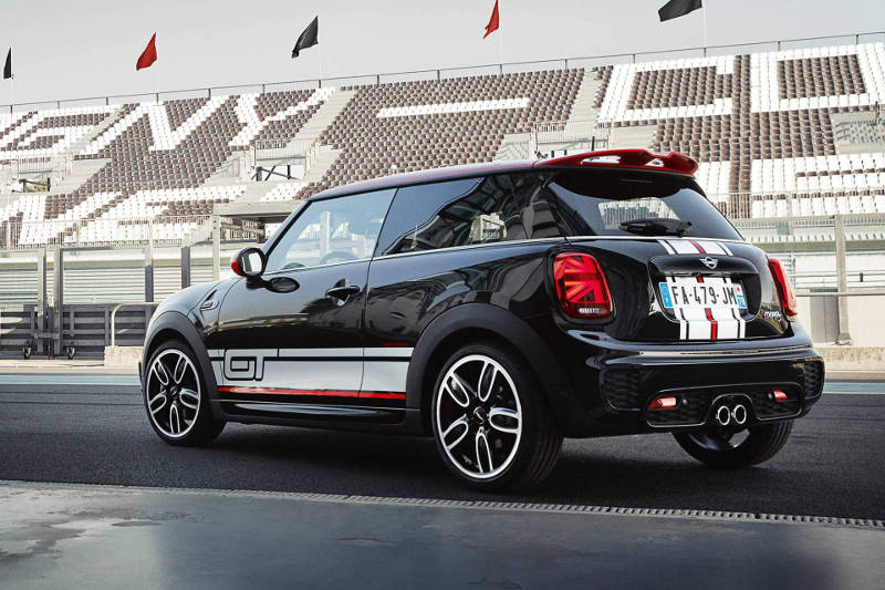 Mini Cooper S GT Edition arriere